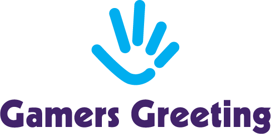 Gamers Greeting Logo, gamersgreeting.com