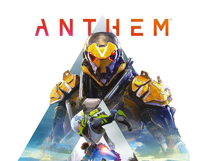 Anthem (Xbox One), Gamers Greeting, gamersgreeting.com