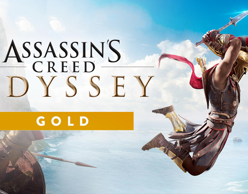 Assassin's Creed Odyssey - Gold Edition (Xbox One), Gamers Greeting, gamersgreeting.com