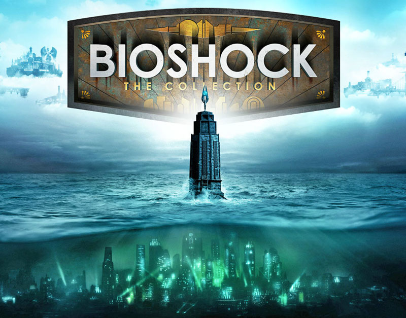 BioShock: The Collection (Xbox One), Gamers Greeting, gamersgreeting.com
