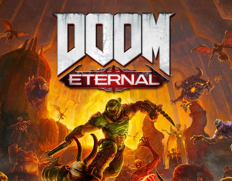 DOOM Eternal Standard Edition (Xbox One), Gamers Greeting, gamersgreeting.com