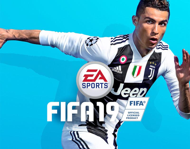 FIFA 19 (Xbox One), Gamers Greeting, gamersgreeting.com