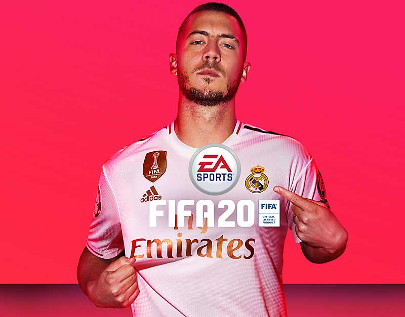 FIFA 20 (Xbox One), Gamers Greeting, gamersgreeting.com