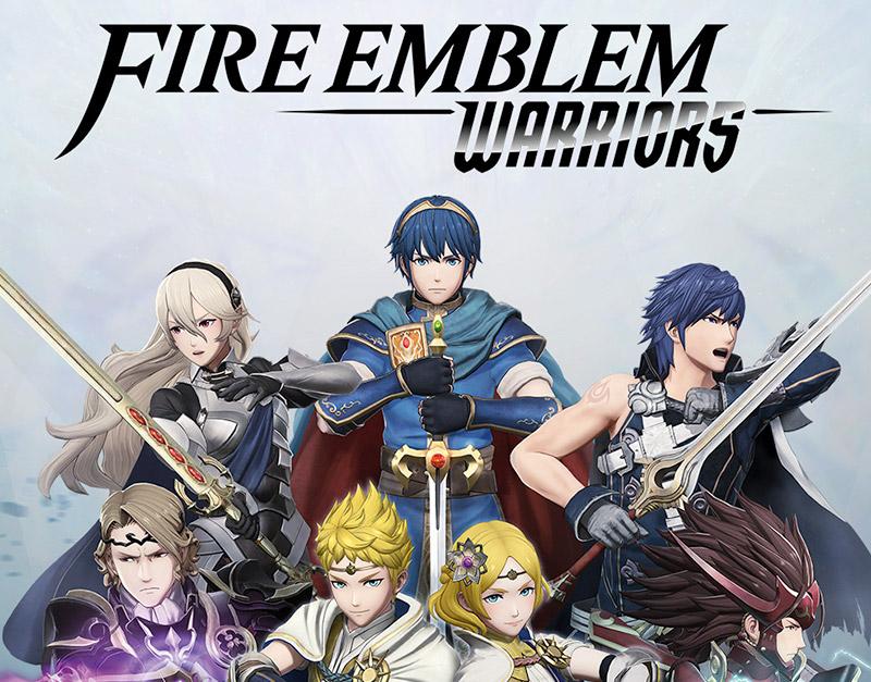 Fire Emblem Warriors (Nintendo), Gamers Greeting, gamersgreeting.com