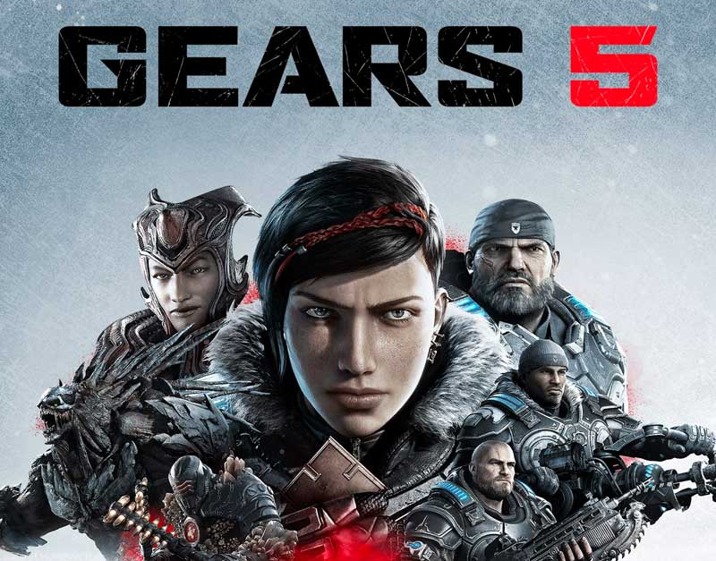 Gears 5 (Xbox One), Gamers Greeting, gamersgreeting.com