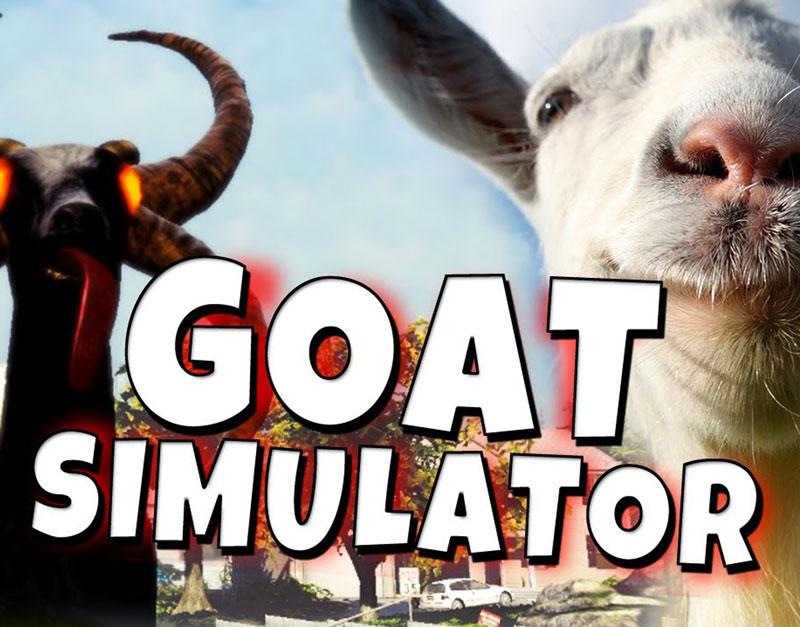 Goat Simulator (Xbox One), Gamers Greeting, gamersgreeting.com