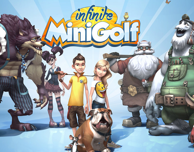 Infinite Minigolf (Xbox One), Gamers Greeting, gamersgreeting.com