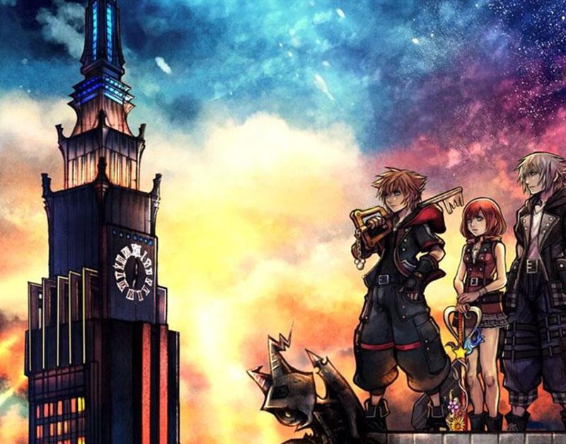 Kingdom Hearts 3 (Xbox One), Gamers Greeting, gamersgreeting.com