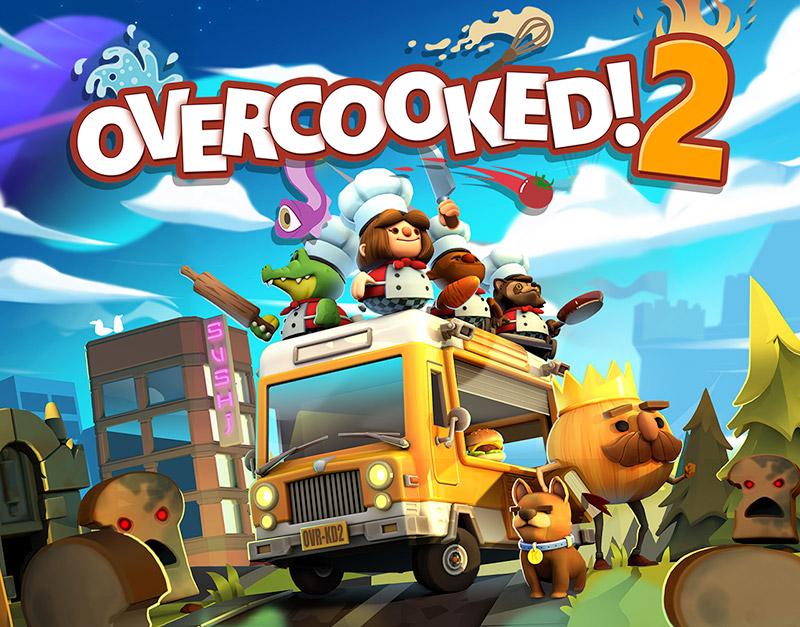 Overcooked! 2 (Nintendo), Gamers Greeting, gamersgreeting.com