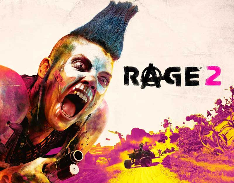 Rage 2 (Xbox One), Gamers Greeting, gamersgreeting.com