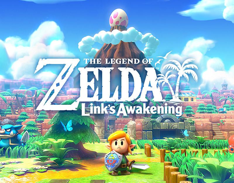 The Legend of Zelda: Link's Awakening (Nintendo), Gamers Greeting, gamersgreeting.com