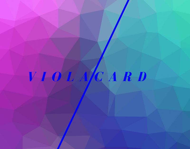 ViolaCard, Gamers Greeting, gamersgreeting.com
